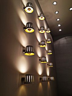 Light Wall Via Alternative by Joan Lao