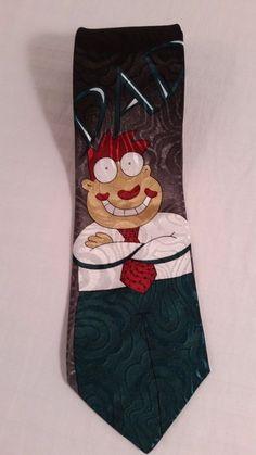 Vtg Necktie  Super Dad By Mmg Corp Poly Men Neck Tie Men Designer Tie #SpecialTies #Tie