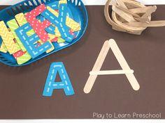 Sposoby nauczania alfabetu