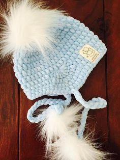 doodles in string: January 2012 Crochet Girls, Crochet Baby Clothes, Crochet Baby Hats, Crochet For Kids, Diy Crochet, Baby Knitting, Knitted Hats, Crochet Animal Patterns, Stuffed Animal Patterns