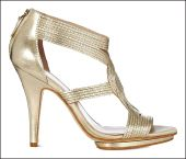 Strap detail sandals from Reiss