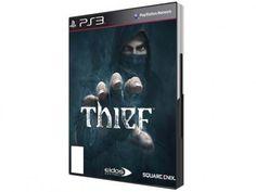 Thief para PS3 - Square Enix com as melhores condições você encontra no Magazine Jbtekinformatica. Confira!