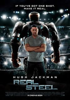 Film and Cinema: ParaReviews: Real Steel