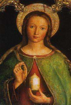 Maria Magdalena  Autor desconegut