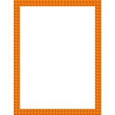 Orange Buttons ❤ liked on Polyvore featuring frames, borders, backgrounds and picture frame