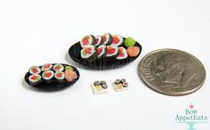 1:12, 1:24, 1:48 Sushi Plates by *Bon-AppetEats on deviantART
