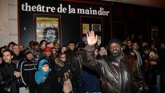 Affaire Dieudonné: il comico che imbarazza i politici francesi con la quenelle
