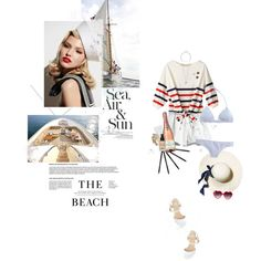19. Sasha a l'air si mignon. by belledejeuner on Polyvore featuring The Dress & Co, Cynthia Rowley, J.Crew, American Apparel, Givenchy, Bobbi Brown Cosmetics, Eve Lom, Dolce&Gabbana, Aime and Anja