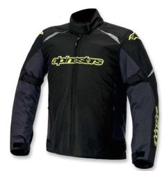 Special Offers - Alpinestars Gunner Waterproof Jacket  2014  2X-Large/Cool Gray/Black/Yellow Fluorescent - In stock & Free Shipping. You can save more money! Check It (April 07 2016 at 08:15PM) >> http://motorcyclejacketusa.net/alpinestars-gunner-waterproof-jacket-2014-2x-largecool-grayblackyellow-fluorescent/