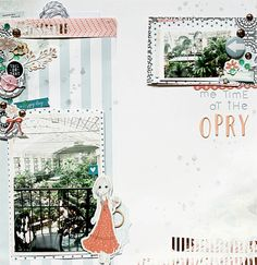 "Hey, hey! I have another layout to share that I crafted up with the Felicity Jane ""Willow"" Kit. I'm really enjoying this kit and have lot..."