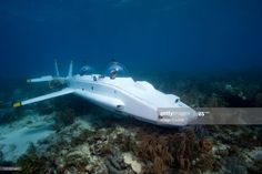 Stock Photo : Submarine on the coral reef Marine Corps, Still Image, Royalty Free Images, The Past, Coral, Stock Photos, Photography, Photograph, Fotografie