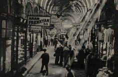 Kapalıçarşı'dan Istanbul, Grand Bazaar, Cities, Turkey, History, Painting, Vintage, Pictures, Historia