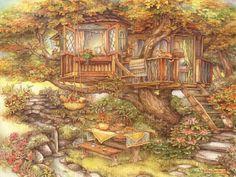 - Kim Jacobs ~ Treehouse