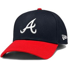 Atlanta Braves Replica 39THIRTY Stretch Fit Home Cap by New Era - MLB.com Shop