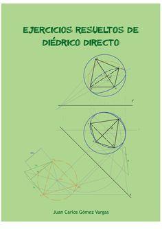 Se antojaba imprescindible que, complementario al cuaderno de prácticas ya editado de Ejercicios resueltos de Geometría Descriptiva, se hiciese un apartado exclusivo dedicándolo al Diédrico Directo…
