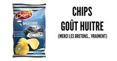 Top 11 des pires goûts de chips quand linnovation va trop loin