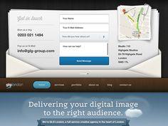 Contactdrib #contact #webdesign