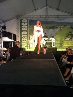 Ladies' Day at the PR Open - Fashion Shows - by: David Antonio featuring canine models from Pet SOS