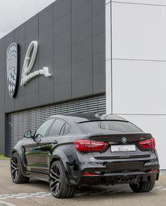BMW 2015 Lumma Design CLR X6R