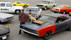 HOT ROD's Roadkill Show Continues for the 2014 Season