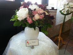 Boeket - eindexamens florist Ria Becker - FioRiart
