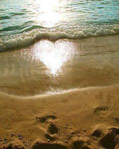 She is sand, salt, sea.  The soul's remedy.