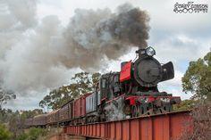 J549 - Victorian Goldfields Railway