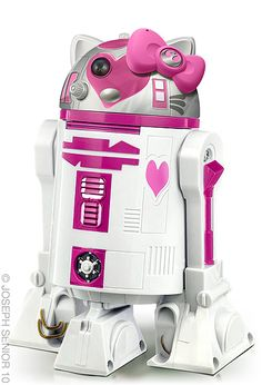Hello Kitty + R2-D2 = H2K2
