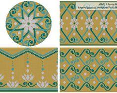 PATTERN: Exclusive Wayuu Mochila Pattern - Mochila Bag - Wayuu - Crochet bag - Crochet Pattern - Tapestry Crochet - Ethnic Stile