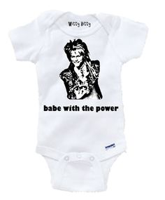 LABYRINTH DAVID BOWIE The babe with the power by WittyBitty