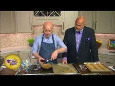 Joe Dubin makes Peanut Butter Bacon and Chocolate Cookies with Brian Hart Hoffman, Publisher of Taste of the South during Today in Nashville airing weekdays . Cookie Jars, Chocolate Cookies, Nashville, Peanut Butter, Bacon, Cooking, Cuisine, Kitchen, Chocolate Chip Cookies