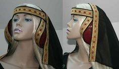 Medieval coif
