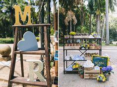 Casamento | Melissa + Rodolfo | Vestida de Noiva | Blog de Casamento por Fernanda Floret