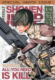 All You Need Is Kill - Takeshi Obata