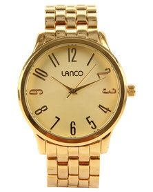 Hey, I just bought the new Lanco Round Dial Metal Strap Watch Gold-tone online at Zando. Come check it out! - http://www.zando.co.za/Lanco-Round-Dial-Metal-Strap-Watch-Gold-tone-114842.html