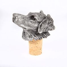A Labrador Bottle Stopper will make the perfect gift to someone who loves the breed, or a great addition to your own drinks cabinet. The bottle. Drinks Cabinet, Bottle Stoppers, Dog Gifts, Labrador, Lion Sculpture, Statue, How To Make, Art, Art Background
