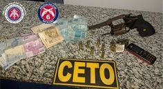 NONATO NOTÍCIAS: Polícia realiza prisão por porte de arma de fogo e...