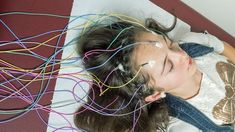 Technology to detect brainwaves can be used to broadcast simple messages (Thinkstock)