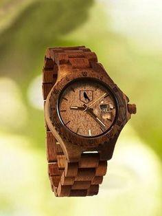 2015 new designs fashion wooden watches Hawaiian Koa wood watch wooden wrist watches