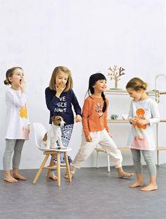 Pijamas, para menina