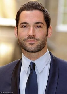 Tom Ellis. elegant, talented, funny, intelligent, and oh yeah gorgeous.
