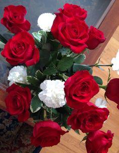 Valentine's red Valentines, Wallpaper, Rose, Flowers, Plants, Gifs, Couple, Valentine's Day Diy, Pink