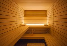 Design-Sauna   exklusive Sauna mit Glasfront   corso sauna manufaktur