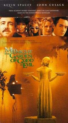 1000 images about movies on vhs on pinterest tvs movies and ray teal for Imdb midnight in the garden of good and evil