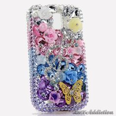 Style 489 Our 3D Bling cases are the perfect stocking stuffers this year! Get your friends & loved ones the gift of Bling this season! Order in advance. Visit our website to view all of our great designs!