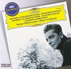 BRAHMS Ungarische Tänze(Auswahl) - Karajan - Deutsche Grammophon