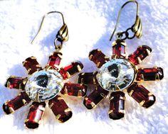 Firecracker Earrings by jlisiecki on Etsy, $15.00