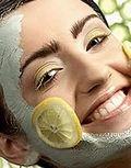 Tisztító arcpakolás zsíros, pattanásos bőrre