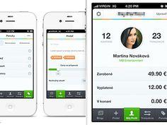 New IOS app  by Milan Chudoba