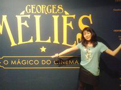 Museu da Imagem e Som - Exposição George Malies
